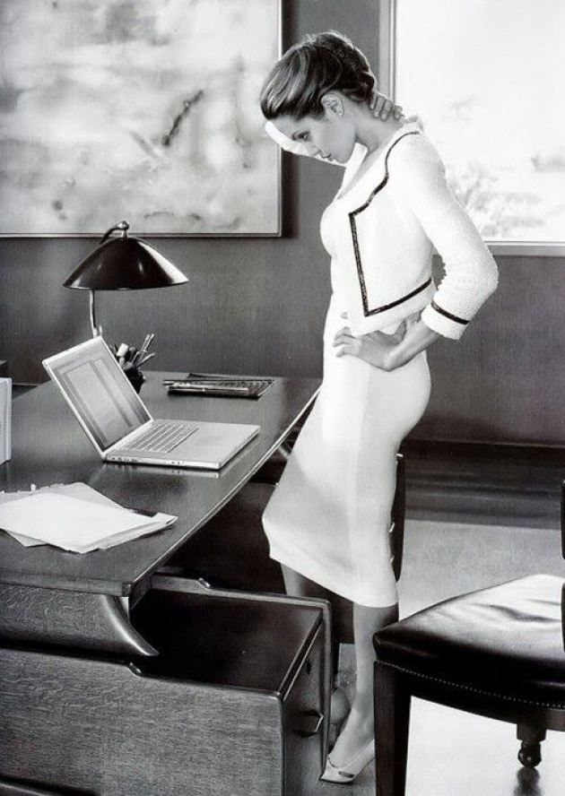 cum te îmbraci la birou. dosar de stil