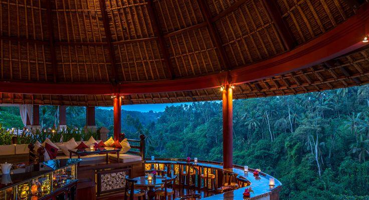Cascades Restaurant Ubud - Wisata Kuliner di Ubud Bali