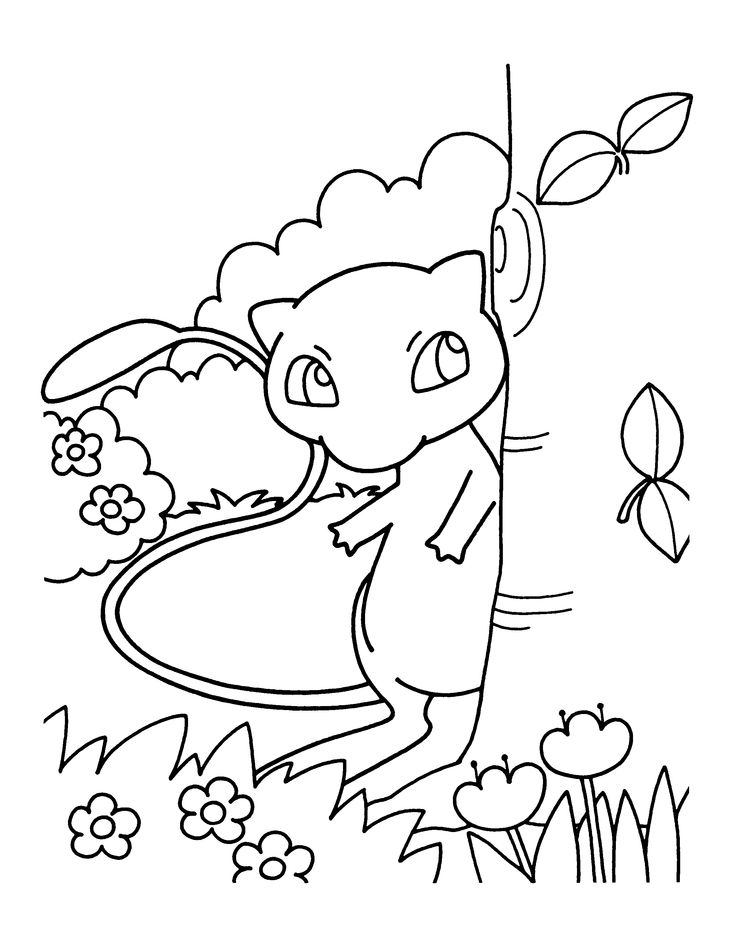 pokemon coloring pages google images - photo#23