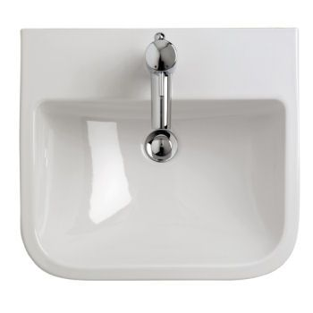 Ideal Standard Create Square 50cm Basin (E3100) - view 1