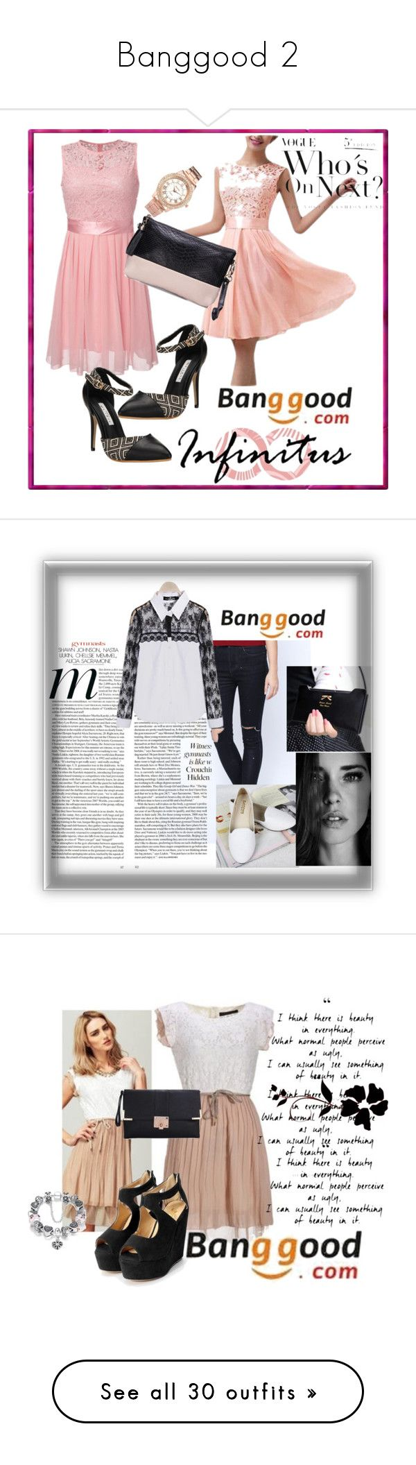 """""""Banggood 2"""" by ahmetovic-mirzeta ❤ liked on Polyvore featuring Smashbox, Justin Bieber, Lime Crime, New Look, Maybelline, Jon Richard, Yves Saint Laurent, Elegant Touch, Le Métier de Beauté and Post-It"""