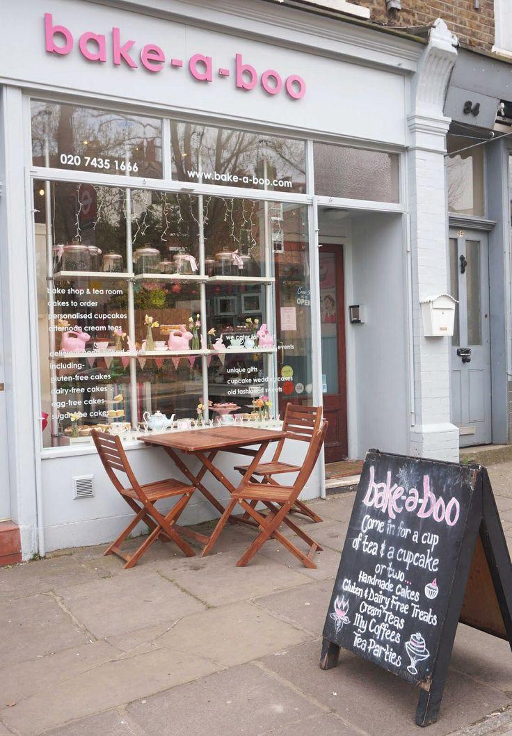 Hampstead Tea Rooms Afternoon Tea
