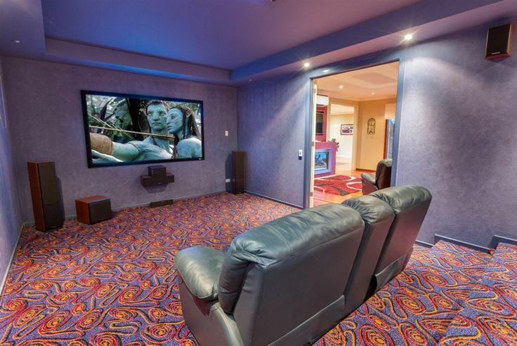 Gorgeous #homecinema 7-8 Wiringa Close | #Melbourne - South East Melbourne | #Australia | Luxury Property Selection