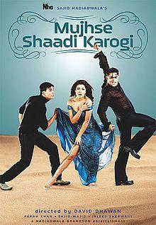 Mujhse Shaadi Karogi  (Will You Marry Me?)