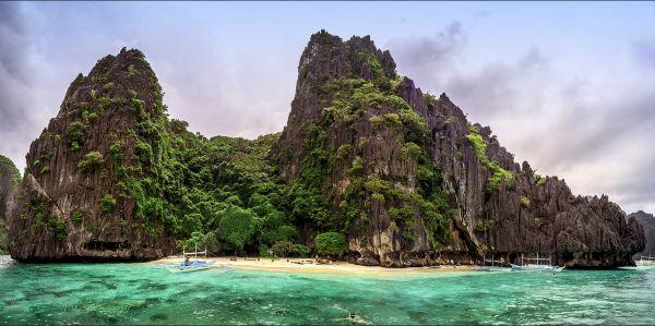 Pangulasian Island, Filipijnen