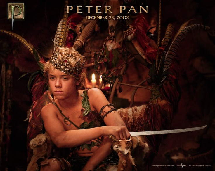 Jeremy Sumpter's Peter Pan. I remember watching this when I was little!