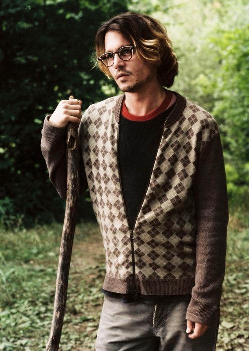 """Johnny Depp """"Secret Window""""  D-I-V-O-R-C-E dee-vorce!"""