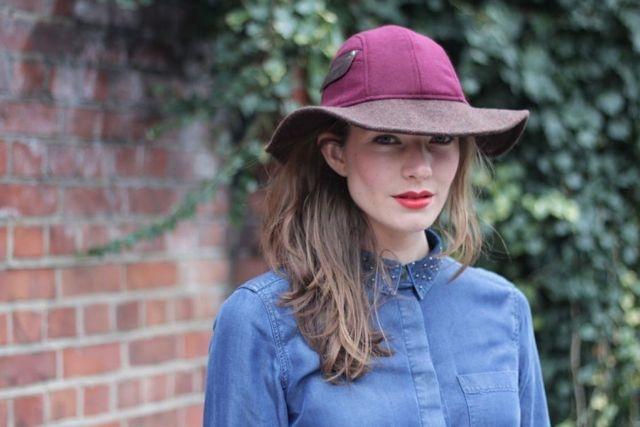 The BRIM Label. Ladies hats, summer hats & winter hats for ladies.