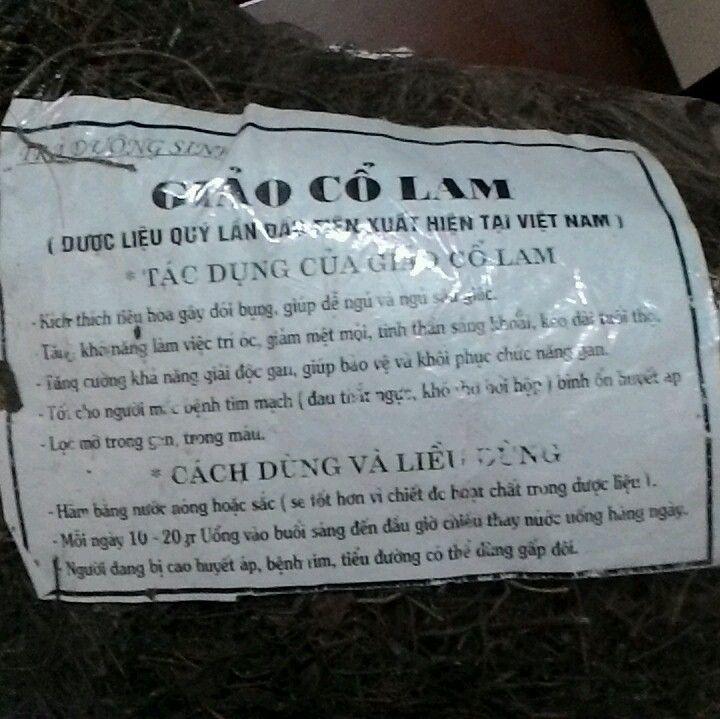 giảo cổ lam ( trà)/ kg