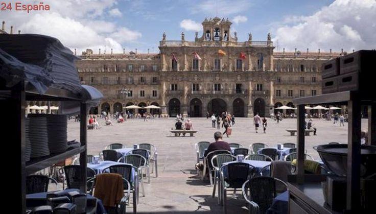 Salamanca quitará las terrazas de la Plaza Mayor por seguridad y establecerá un aforo máximo en fiestas