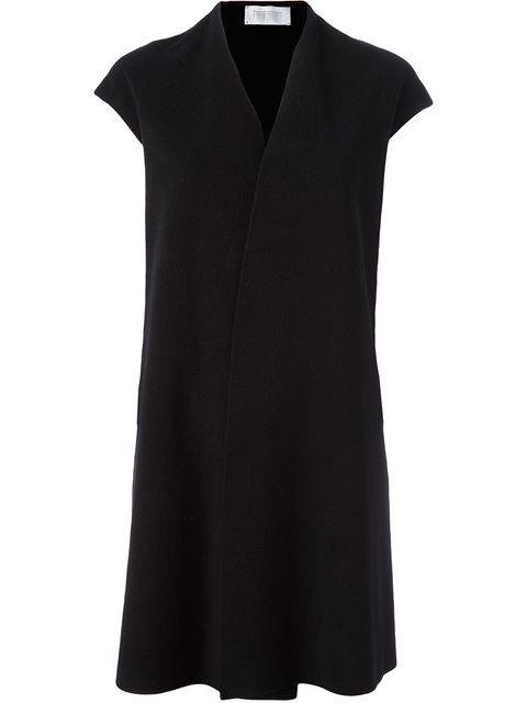 HARRIS WHARF LONDON short sleeve waistcoat. #harriswharflondon #cloth #waistcoat