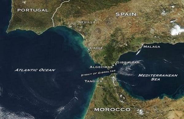 Andalusia dimanakah Anda ???