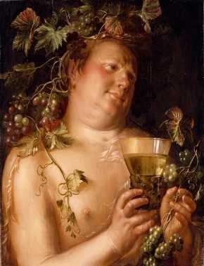 Bacchus | 1628 | Joachim Anthonisz Wtewael | Centraal Museum Utrecht