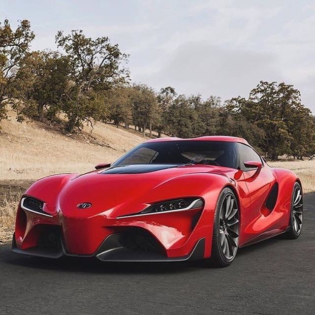 Toyota Supra [Project Zeus] Images On