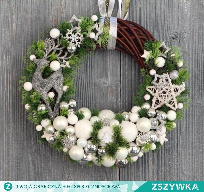 Zobacz zdjęcie wianek Bożonarodzeniowy w pełnej rozdzielczości