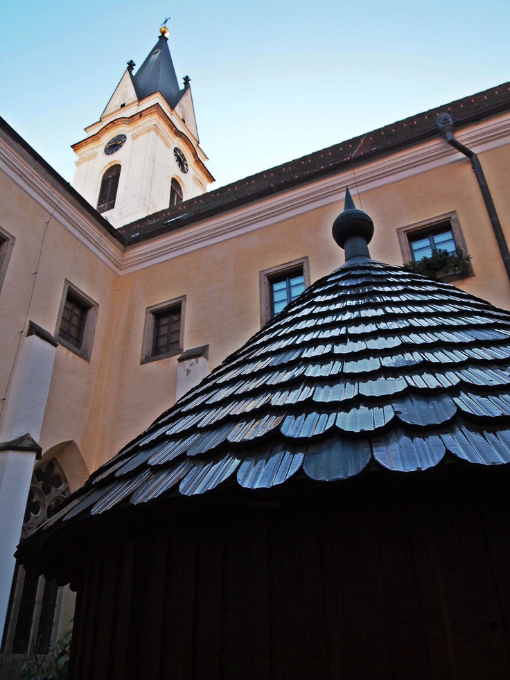 Church with Augustinian Monastery (founded in 14th century)