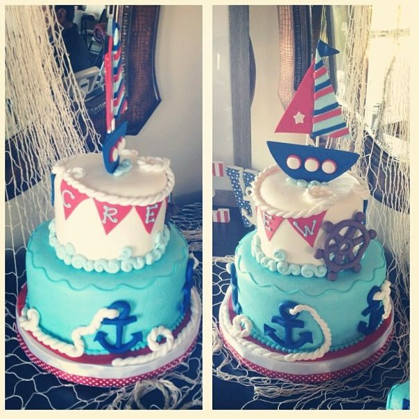 1000+ Images About Nautical First Birthday On Pinterest
