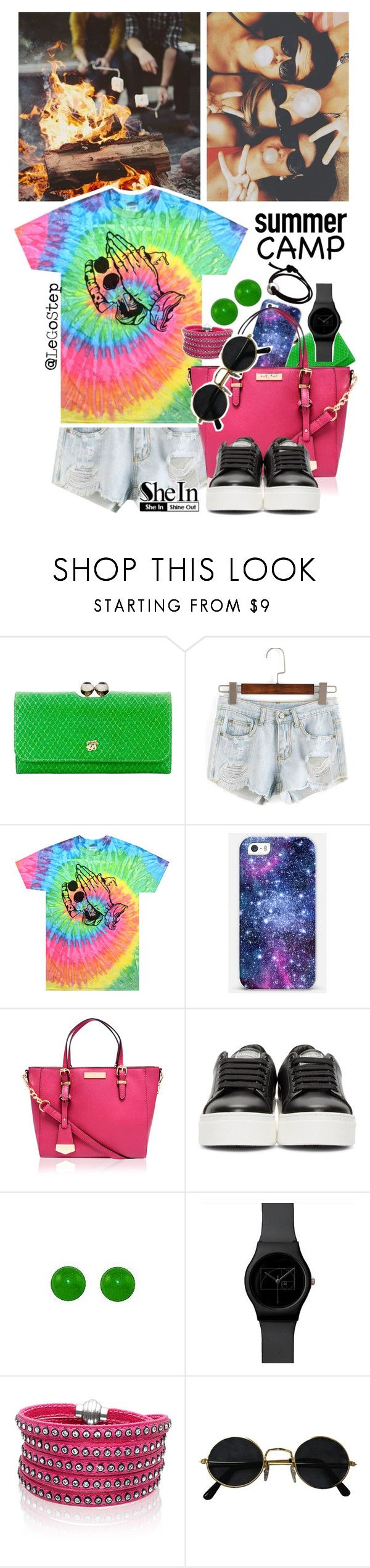 """""""Summer 2016 #134"""" by legostep ❤ liked on Polyvore featuring Ted Baker, Carvela Kurt Geiger, Kenzo and Sif Jakobs Jewellery"""