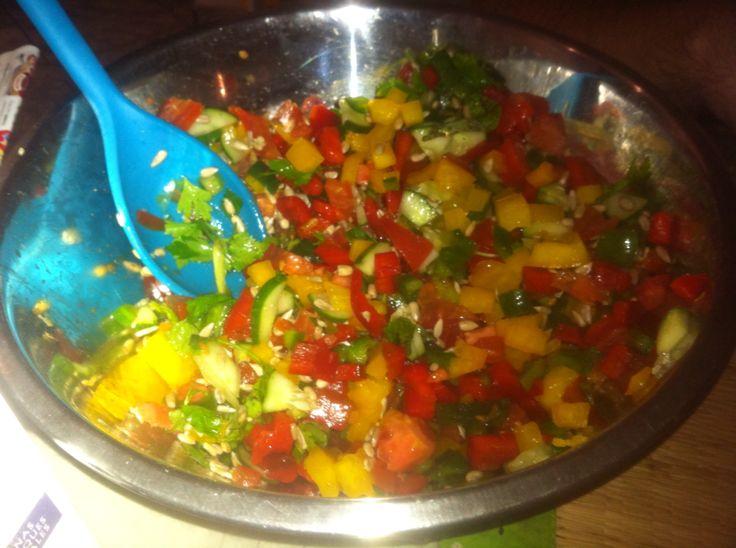 Salada israelense