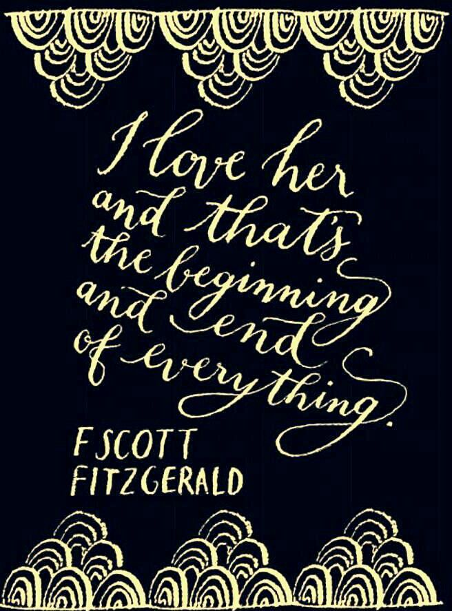 an analysis of symbolic representation in the novel great gatsby by fscott fitzgerald Everything you ever wanted to know about judy jones in winter dreams, written by masters of this stuff just for you.