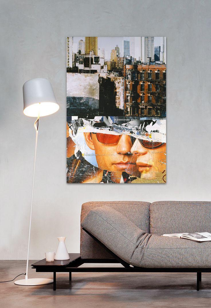 © www.lumas.com. Work by Gottfried Salzmann. Objects by Vibieffe.