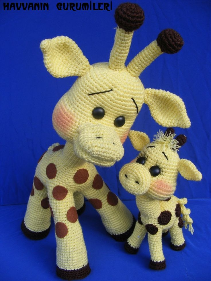 Amigurumi Puzzle Animals : 17+ best images about amigurumi giraffes on Pinterest ...