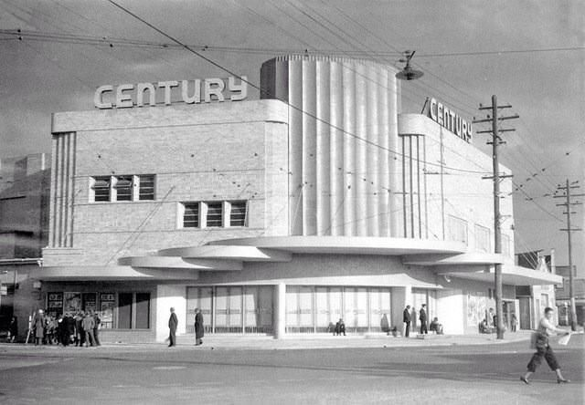 Century Theatre, Newcastle, NSW