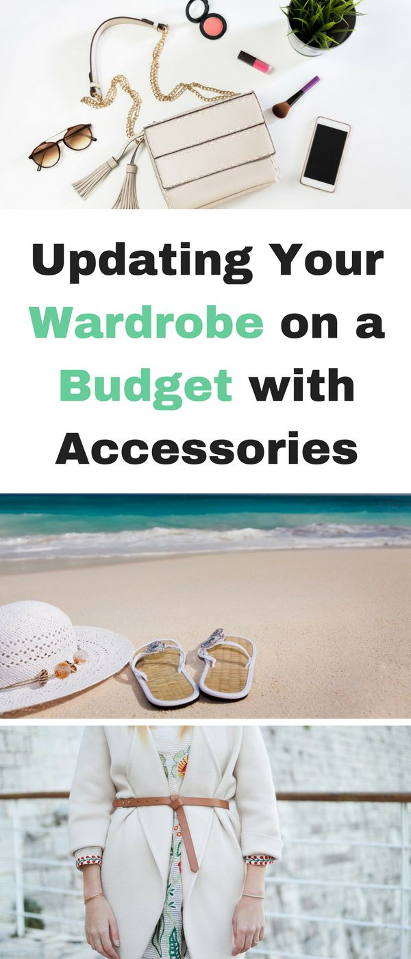Updating your wardrobe on a budget with accessories by Emma at Mums Savvy Savings 4 Savvy Mums. #BudgetWardrobe #Accessories #Cheap