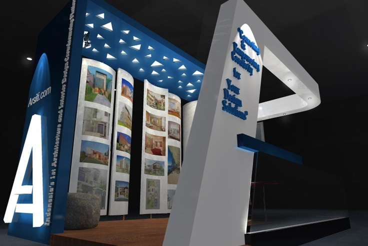 Title : Prototype Booth Pameran Arsiti Category: Booth Design by: Alfonsus Tri Yuliantoro