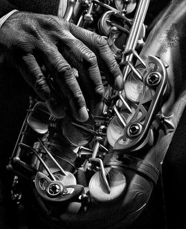 Ambition has one heel nailed in well, though she stretch her fingers to touch the heavens. ~ Lao Tzu/FINGERS OF JAZZ  © Imam Hartoyo