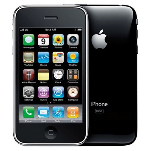 [USD55.17] [EUR52.04] [GBP40.21] Refurbished Original Unlock iPhone 3GS 16GB