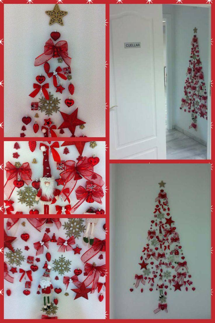 Mejores 12 imgenes de Mis manualidades Navidad en Pinterest