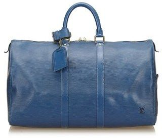 Louis Vuitton Pre-owned: Epi Keepall 45.