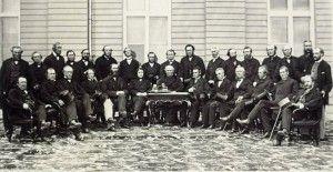 1er juillet 1867 : Entrée en vigueur de l'Acte de l'Amérique du Nord britannique http://jemesouviens.biz/?p=1470