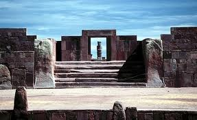 Places I would love to visit: Tiwanaku, Bolivia