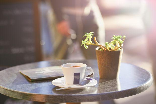 Espresso double : un petit pas à la fois, j'évolue dans ma quête de minimalisme, de décroissance, de slow, de simplicité volontaire.
