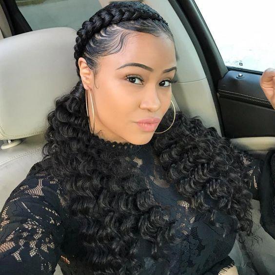 braid hairstyles bridesmaid Simple #dutchbraid -