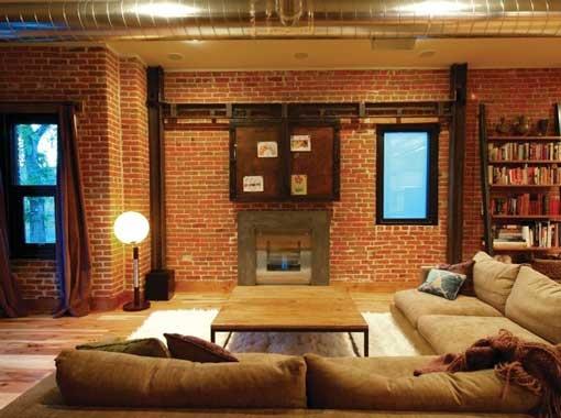 17 mejores im genes sobre decorar paredes con ladrillo - Paredes ladrillo visto ...