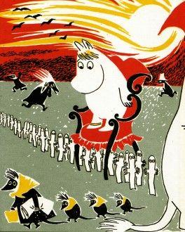 Tove Jansson : Moomin
