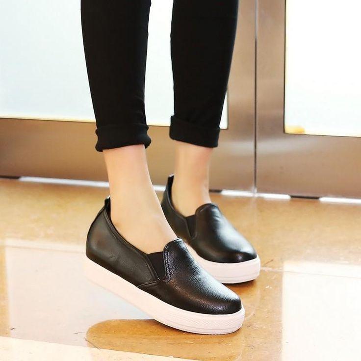 Comfortable Wedges Platform High Heels Women Shoes 3309