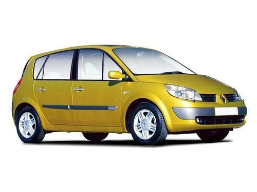 Renault Megane Scenic Service Repair Manual