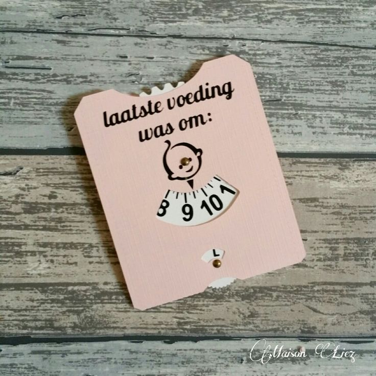 Borstvoeding kaart