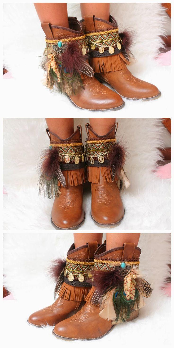 """Bloguera De """"Saldo"""": Nuevos decora botas Amisha design.                                                                                                                                                     Más"""