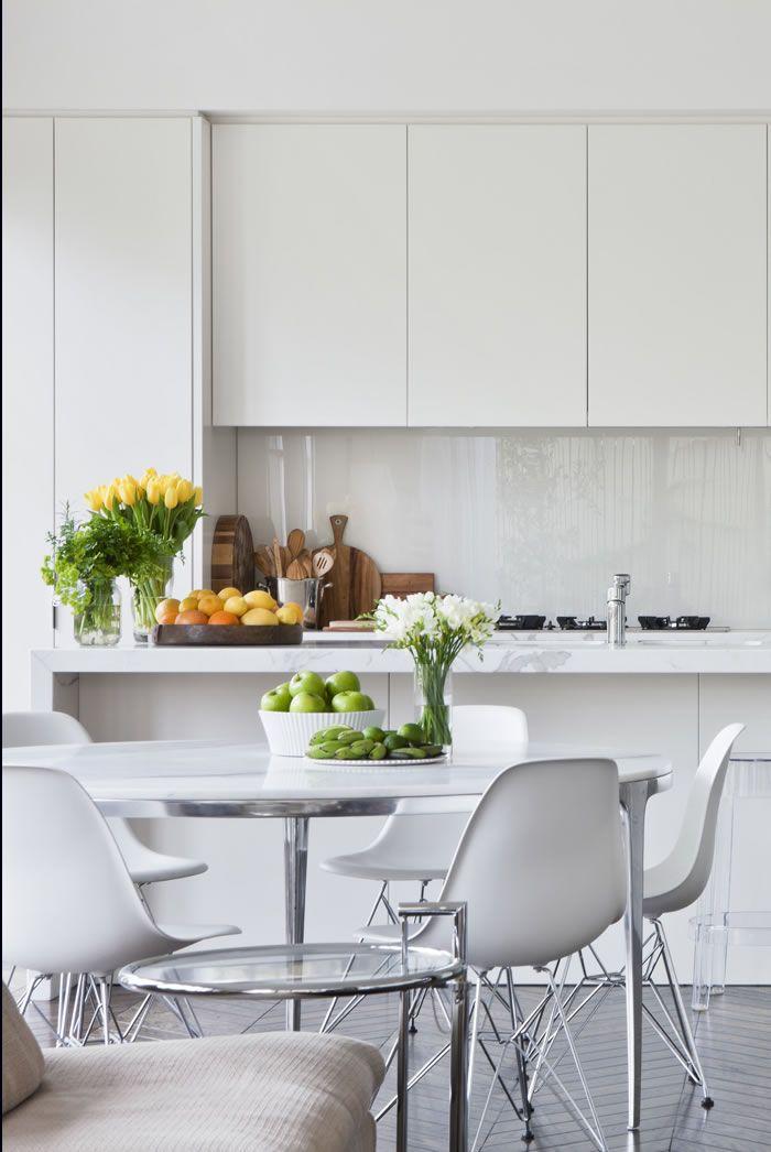 White Kitchen Orange Accents 22 best kitchen ideas images on pinterest | kitchen ideas, kitchen