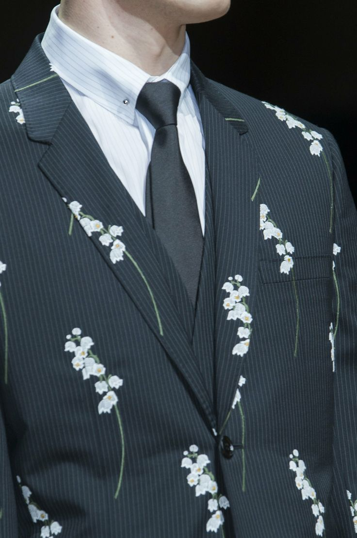 just a touch // Dior Homme AW 2014 #menswear #simplydapper #stylish