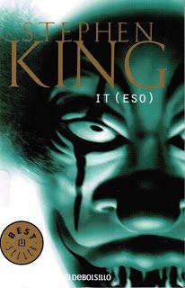 Trotalibros - Blog literario: It (Eso), de Stephen King