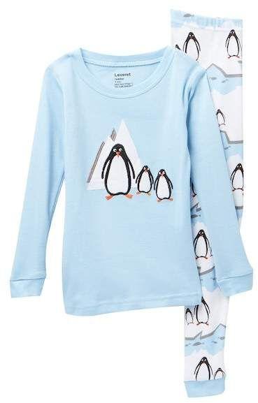 b9a79281f Penguin 2-Piece Pajama Set (Toddler