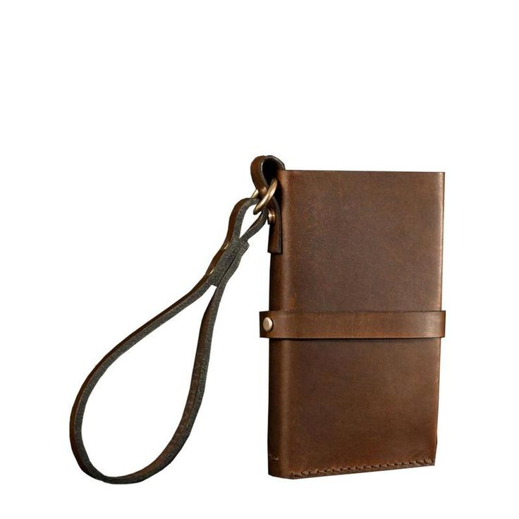 Tailfeather - Firetail Travel Wallet in Brown