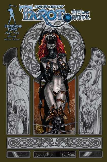 Tarot Superheroes Villains Other Comic Book Characters: 62 Best Tarot Witch Of The Black Rose Images On Pinterest