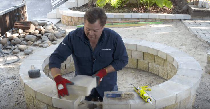 VIDEO: DIY Firepit |